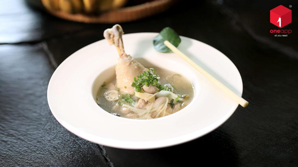 Chicken Coriander Soup To Boost Immunity