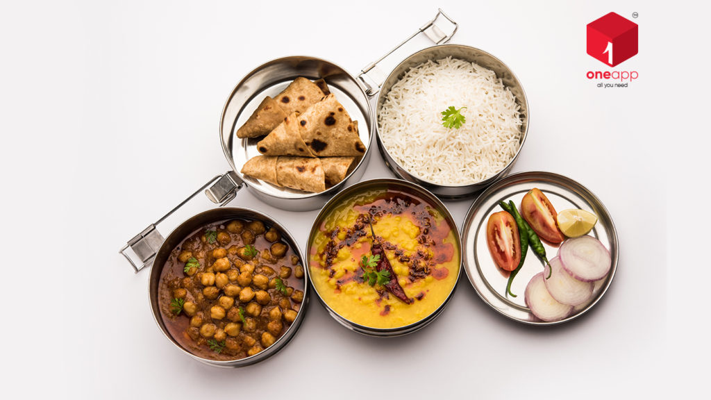 Advantages of having food from tiffin services