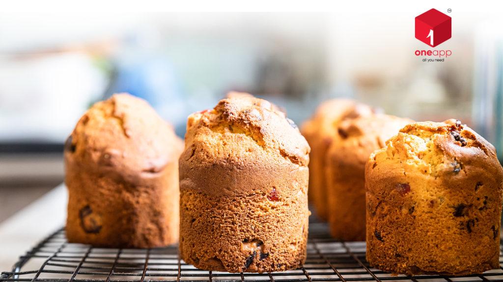 Savory muffins recipe