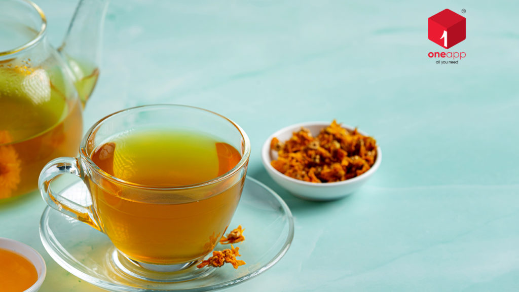 types of tea flavors in india